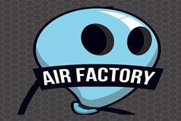 air factory logo vapetronix