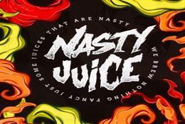 nasty juice logo vapetronix