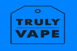 truly vape logo vapetronix