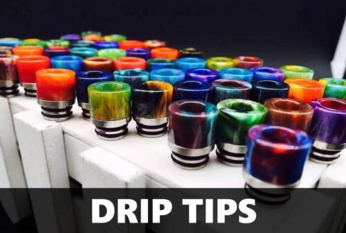 vapetronix drip tips