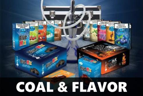 vapetronix hookah coal flavor