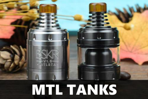 vapetronix mtl tanks