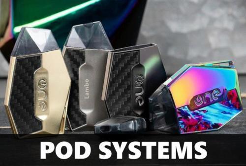 vapetronix pods systems