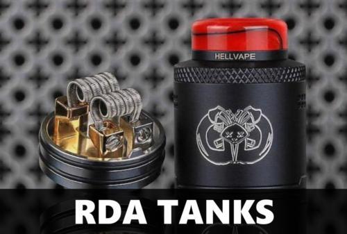vapetronix rda tanks