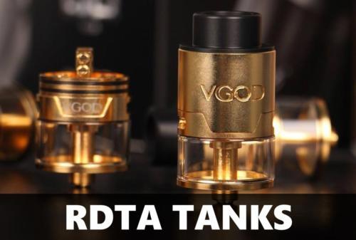 vapetronix rdta tanks