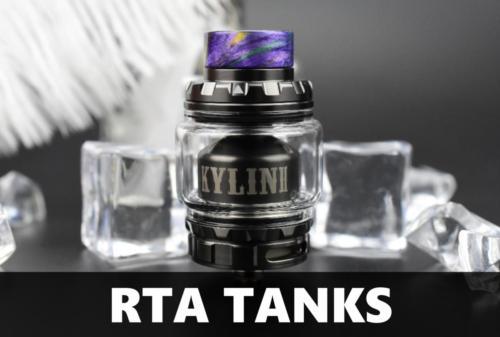vapetronix rta tanks