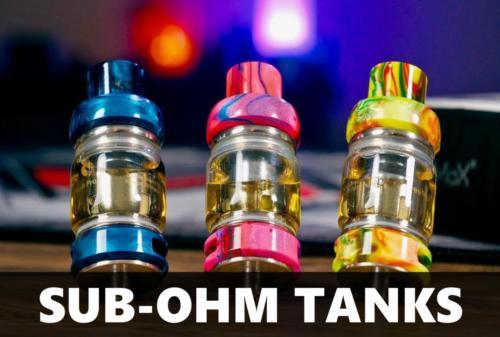 vapetronix sub ohm tanks