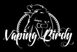 vaping birdy logo vapetronix